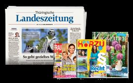 3 Monate günstig lesen & Zeitschriften-Abo gratis!
