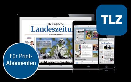 TLZ Digital zum Printabo