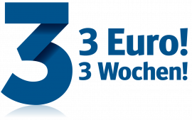 3 Wochen TLZ Digital für nur 3 Euro testen!