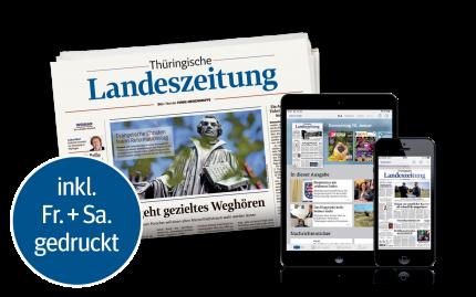 Digital und Print clever kombiniert<br/>+ 2 Monate gratis lesen